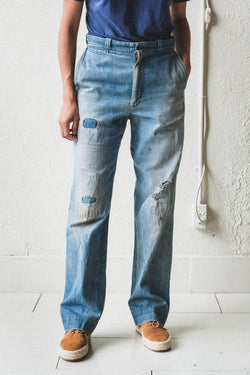 VINTAGE DENIM TROUSERS 02