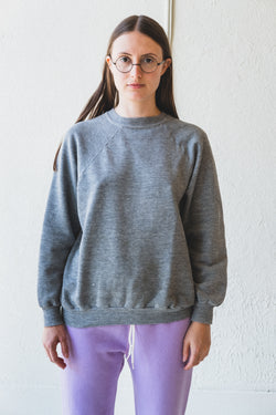 VINTAGE GREY SWEATSHIRT 04