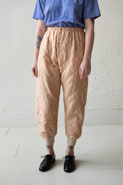 VINTAGE INSULATED PEACH PANTS