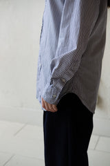 VINTAGE STRIPED POLO BUTTONDOWN SHIRT