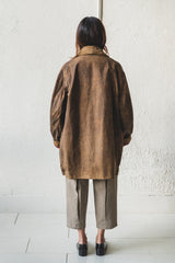 VINTAGE WAXED COTTON JACKET