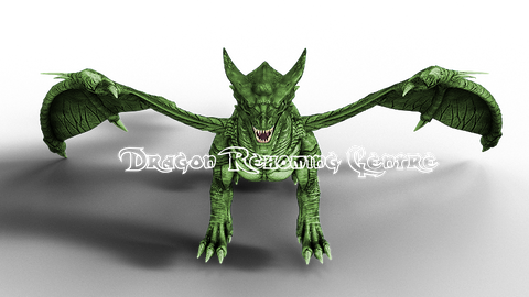 Brimstone the Green Dragon