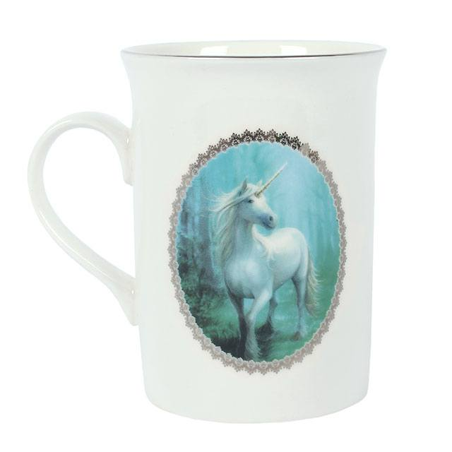 Anne Stokes Forest Unicorn Mug