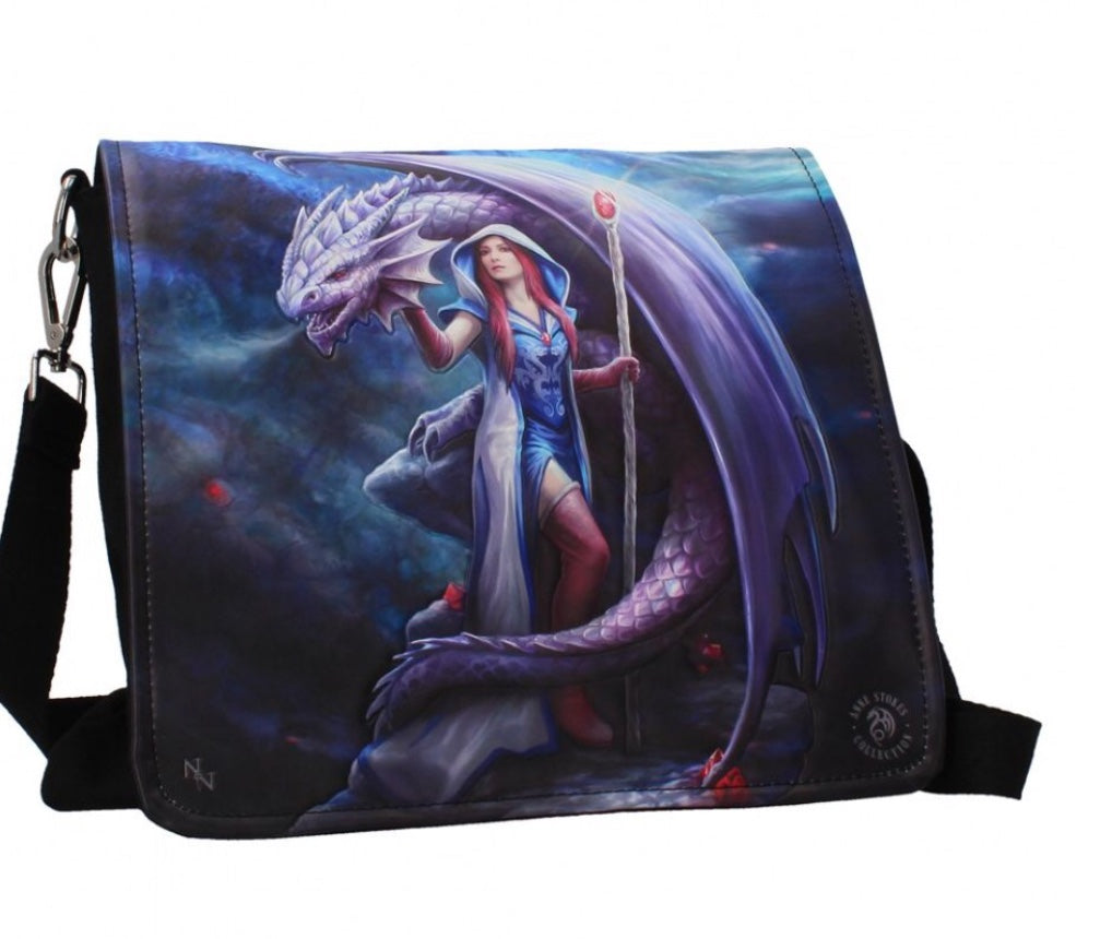 Dragon Mage Shoulder Bag