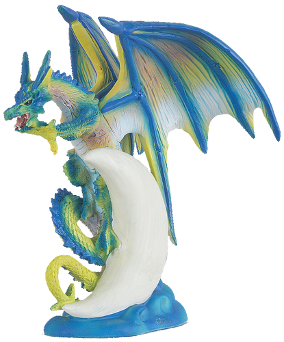 Realm of Dragons Medium Moon Dragon A.