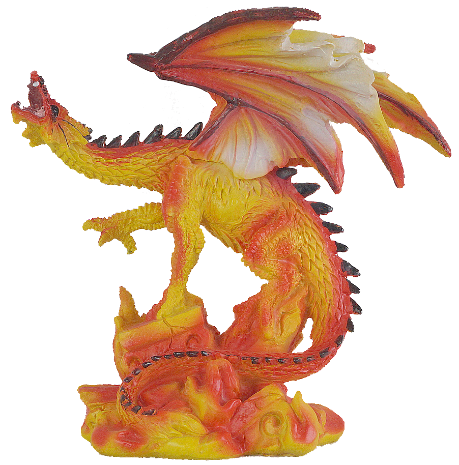 Realm of Dragons Small Fire Dragon B.