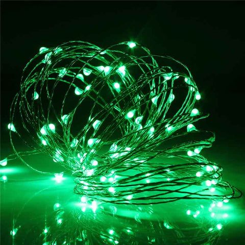 usb powered led fairy lights copper wire color emitting sets sold in sets of - Usb Powered Christmas Lights