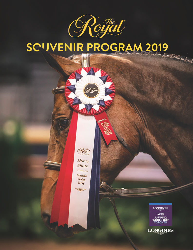 The Royal Souvenir Program 2019