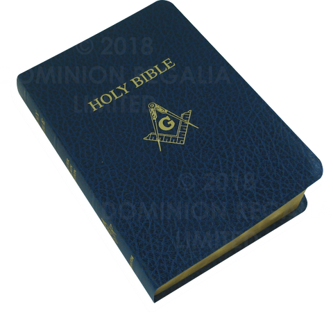 Masonic Bible - Dominion Regalia Ltd.