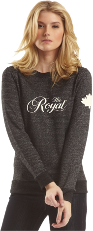 Royal Cabin Crew Neck Sweatshirt