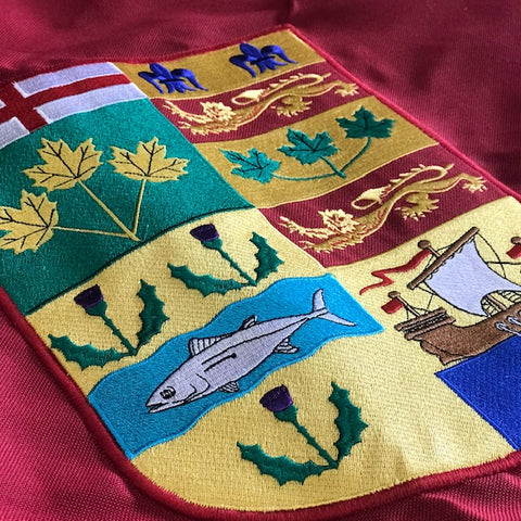 CANADIAN RED ENSIGN PRE. 1922 - Dominion Regalia Ltd.