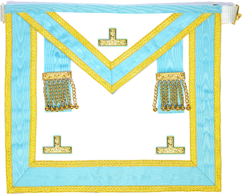 PM Apron Gold - Dominion Regalia Ltd.