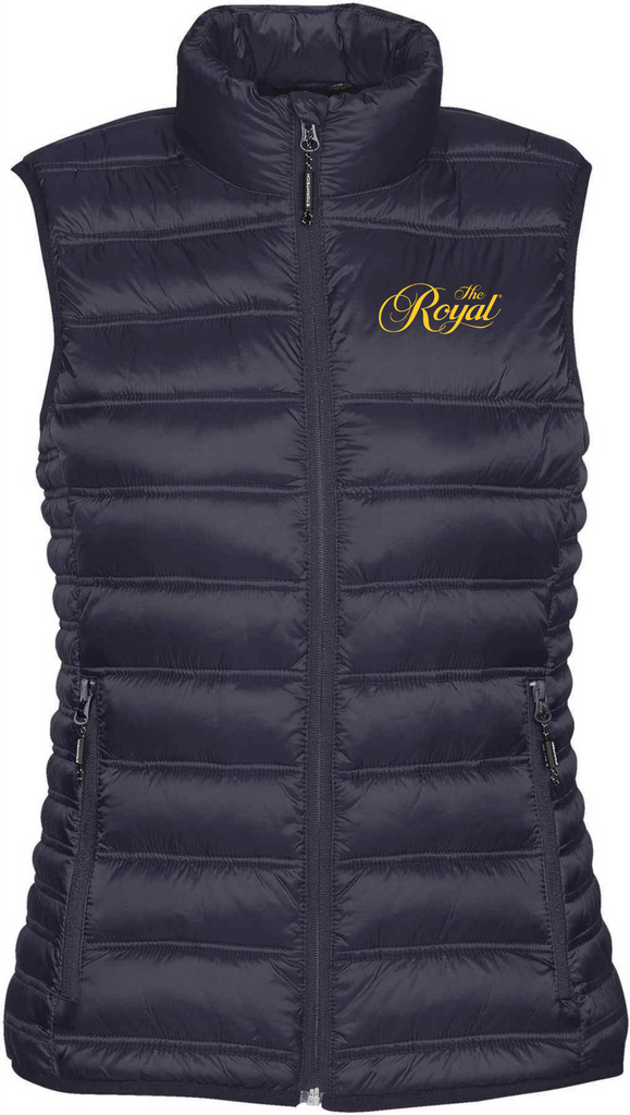 ROYAL NAVY VEST - Womens