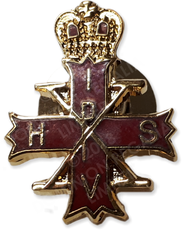 RCC Past Sovereign Lapel Pin - Dominion Regalia Ltd.