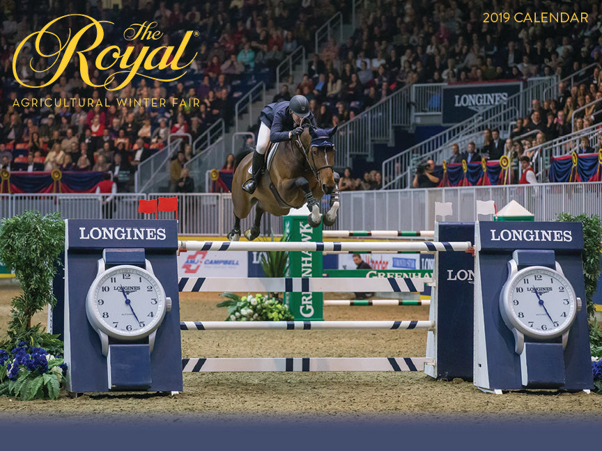 The Royal 2019 Calendar - Dominion Regalia Ltd.