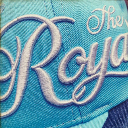 Royal Agricultural Virtual Experience® **SPECIAL** ROYAL HAT - Light Blue with 3D Embroidery SIDE