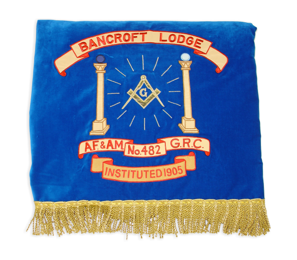 Embroidered Lodge Altar Cloths
