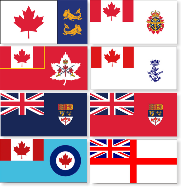 Government/Military Flags