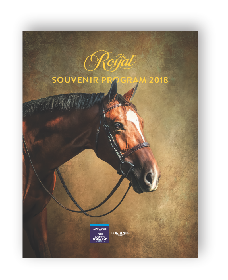 The Royal Souvenir Program 2018 - Dominion Regalia Ltd.