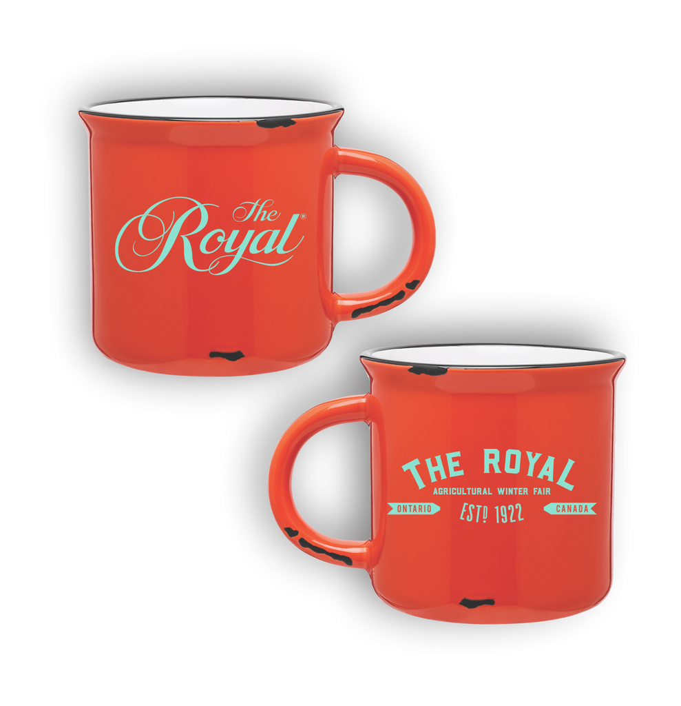 Royal Cabin Mugs - Dominion Regalia Ltd.
