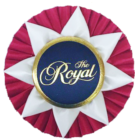 The Royal Holiday Ornament! - Dominion Regalia Ltd.
