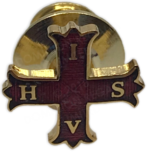 RCC Knight Companion Lapel Pin - Dominion Regalia Ltd.