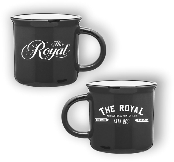 Royal Agricultural Virtual Experience® **SPECIAL**  Royal Cabin Mugs -  Assorted Colours