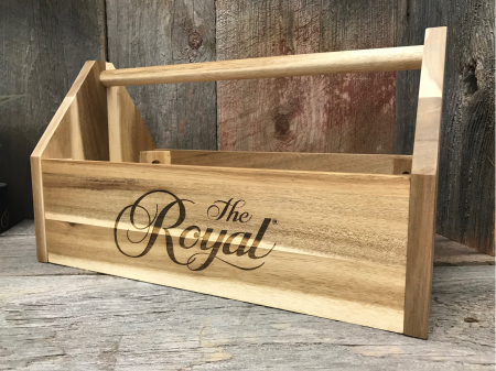 The Official Royal Groom & Tool Box - Dominion Regalia Ltd.