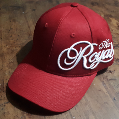 Royal Agricultural Virtual Experience® **SPECIAL**  ROYAL HAT - Canada Red with 3D Embroidery SIDE