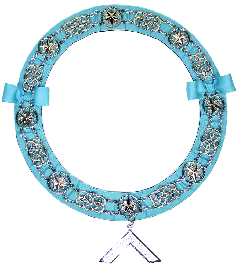 Masters Chain Collar - Dominion Regalia Ltd.