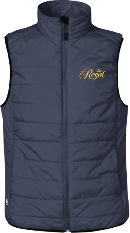Royal Vest - Navy Blue Women's