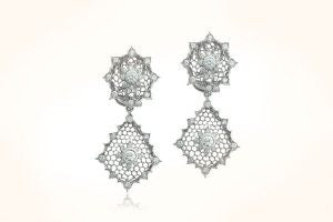 Buccellati Diamond Earrings