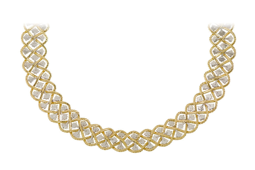 Vintage Buccellati Gold Necklace