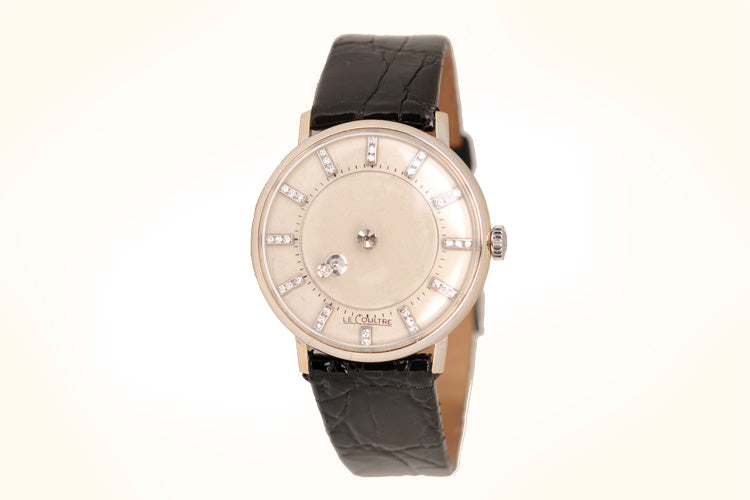 Vintage Vacheron Constantin for Le Coultre Mystery Watch