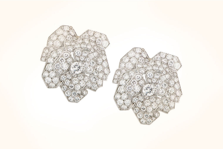 Cartier Deco Earrings