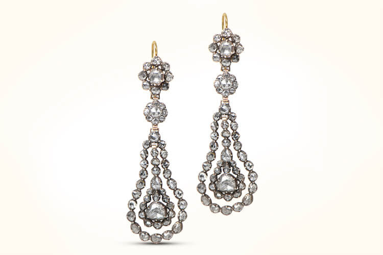 Georgian Earrings