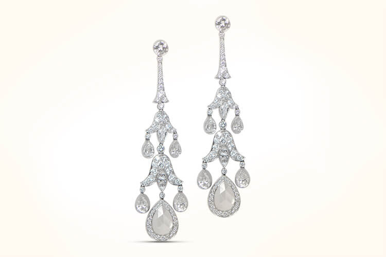 Edwardian Style Earrings