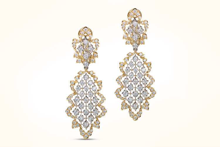 Vintage Buccellati Earrings