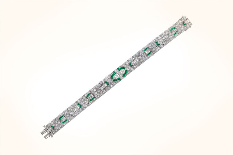 Cartier Art Deco Bracelet