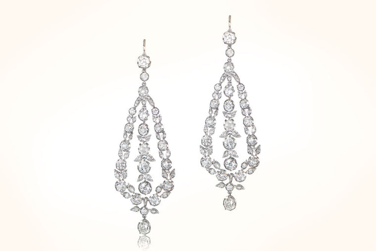 Edwardian Earrings