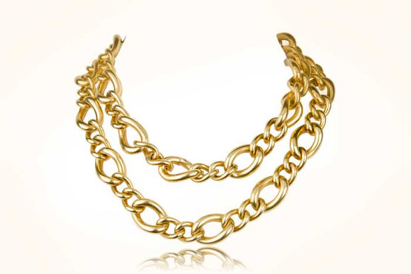 Bulgari Gold Necklace