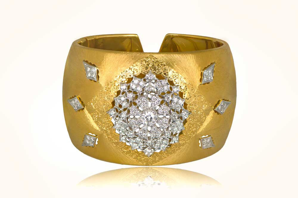 Buccellati Bangle Cuff