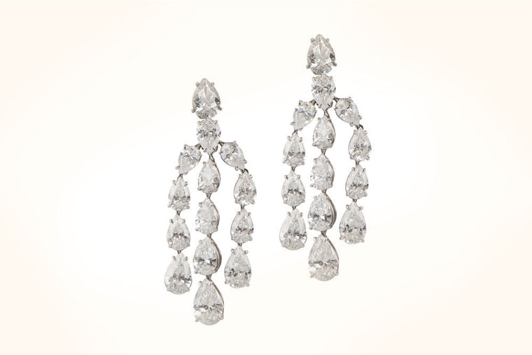 Harry Winston Earrings