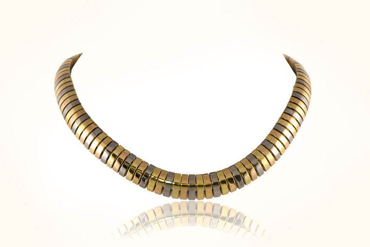 Cartier Tricolor Necklace
