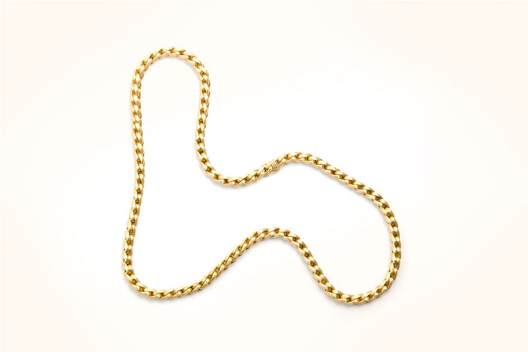 Buccellati Gold Necklace