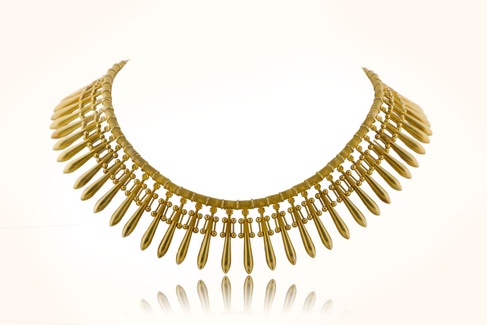 Gold Fontenay Necklace