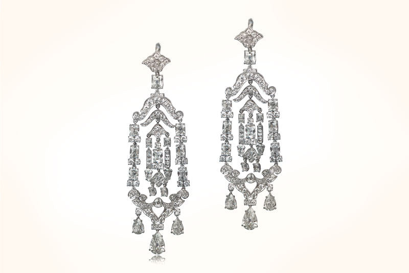 Edwardian Era Earrings