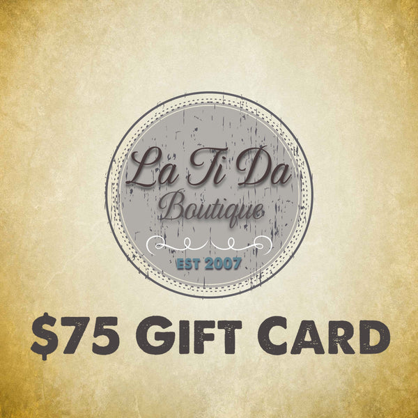 La Ti Da Boutique Gift Card Poland Ohio Boutique Boardman Youngstown