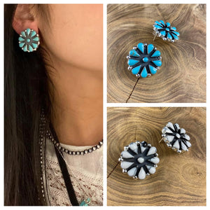 The Darcy Earrings Authentic
