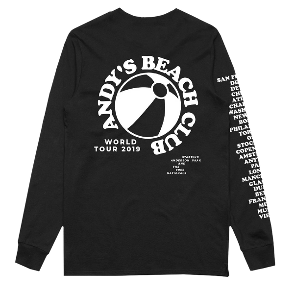 ABC World Tour Long Sleeve